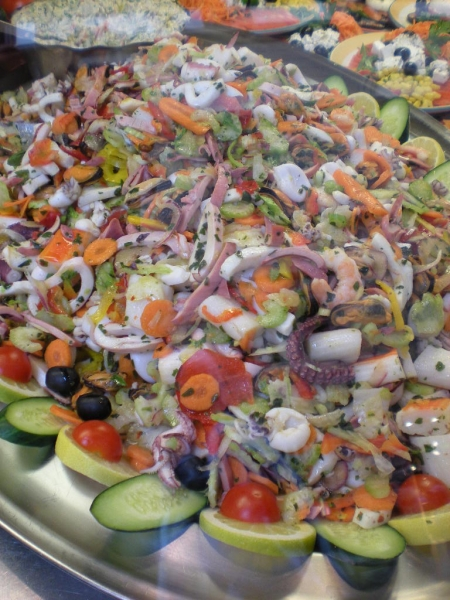 Salad that doesn't get any better than this