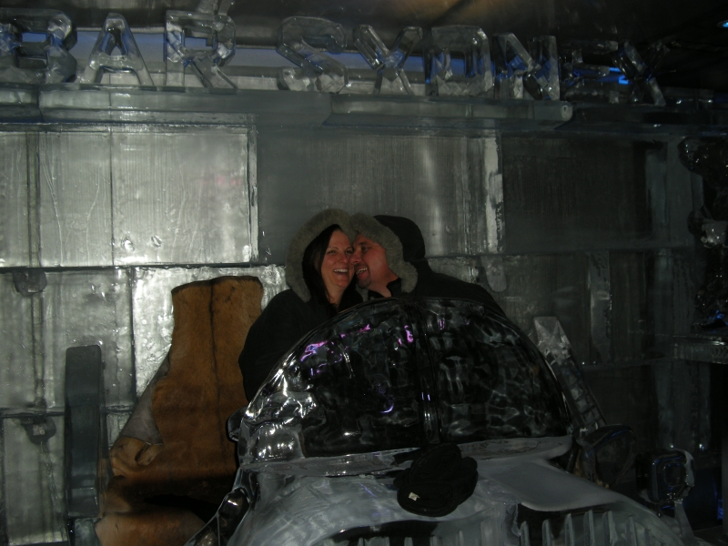 Ice Bar in Sydney