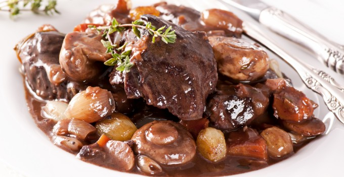 FILET BOURGUIGNON