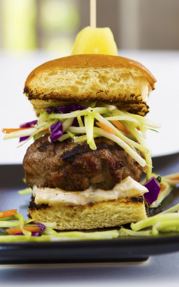 Dole Chinese Five Spice Sliders